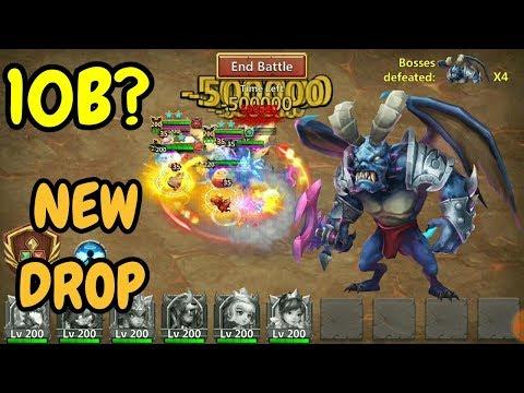 Archdemon L Summons Monsters  Huge Damage L 10B? L Castle Clash