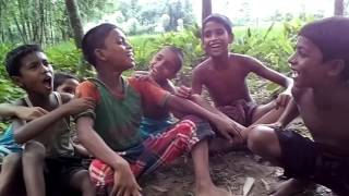 bangla funny song by village boys (t-a)