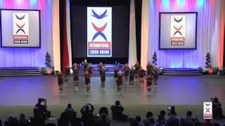 USA National Team [2016 Team Cheer Hip Hop]