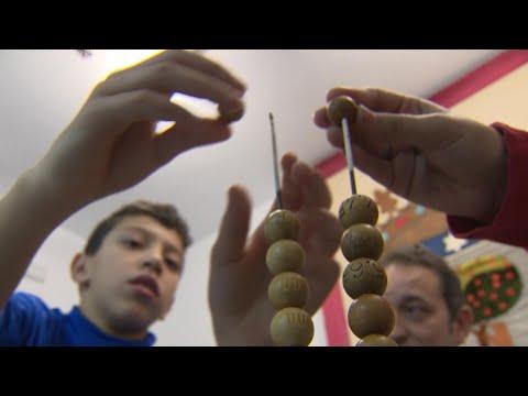 Los niños de San Ildefonso ya calientan sus voces para el día de la Lotería