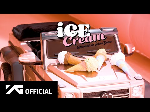 BLACKPINK – 'Ice Cream (with Selena Gomez)' M/V MAKING FILM