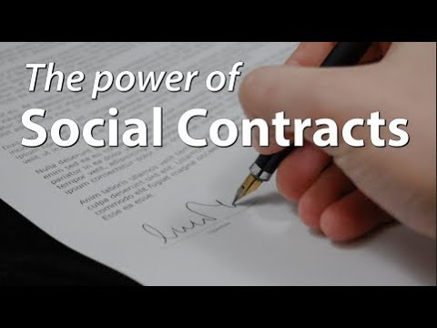 The Power of Social Contracts