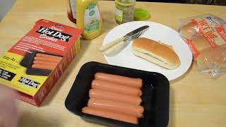 As Seen On TV Rapid Hot Dog Microwave Cooker Review