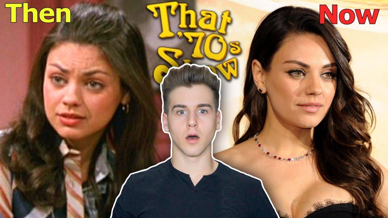 that 70s show cast now
