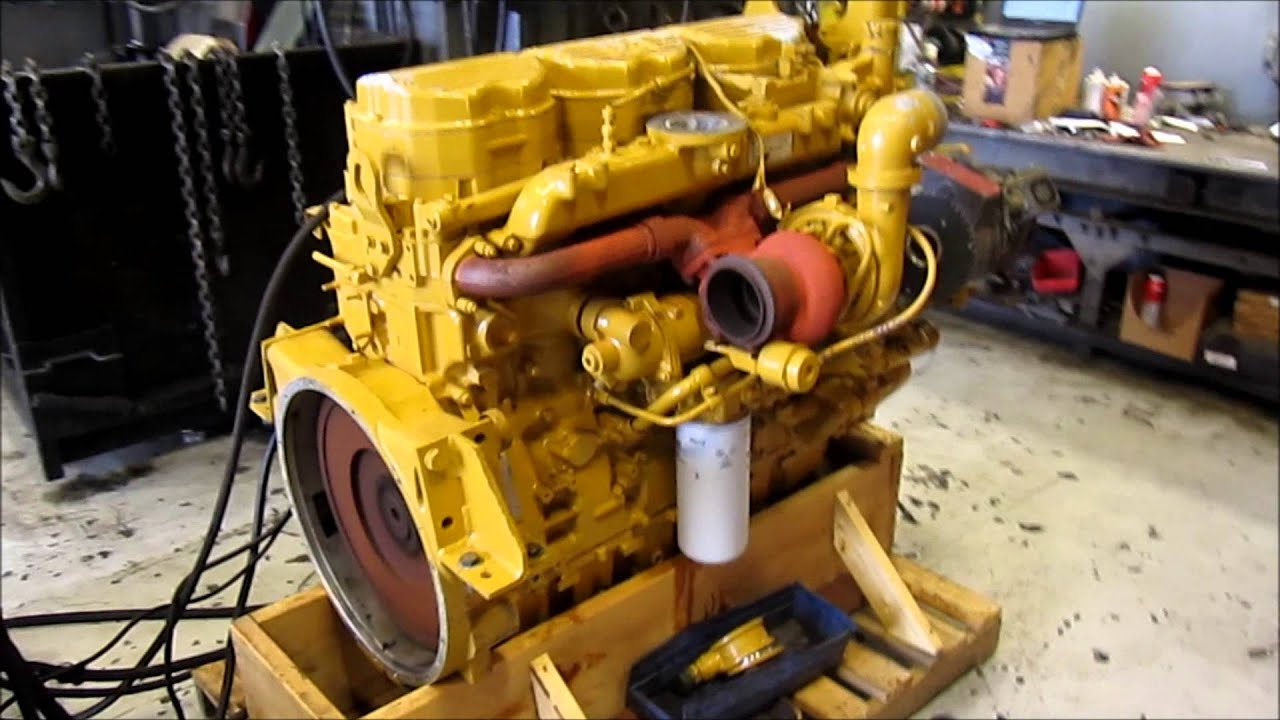 new caterpillar c12 engine running youtube rh youtube com caterpillar c12 parts manual pdf caterpillar c12 parts manual pdf