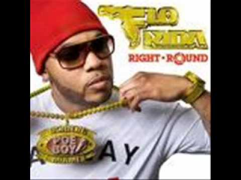 Flo-Rida ft. Kesha - Right Round - lyrics