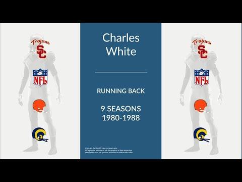 Charles White: Football Running Back