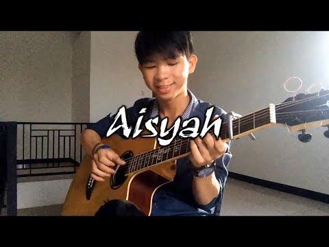 DJ Aisyah - Jatuh Cinta Pada Jamilah (Fingerstyle Guitar Cover)