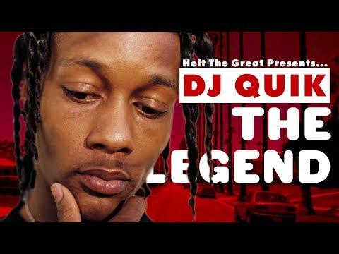 West Coast Hip Hop Super Producer DJ Quik [Hip Hop Documentary]