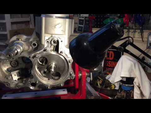 Vertemati 570 Cylinder and Piston Removal