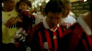 Allegiance Maldini Milan