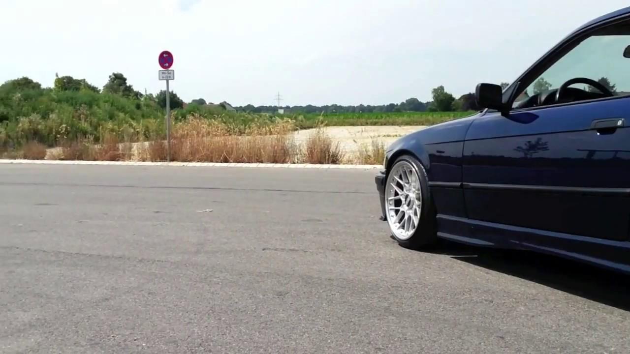 BMW e36 BBS RS 700