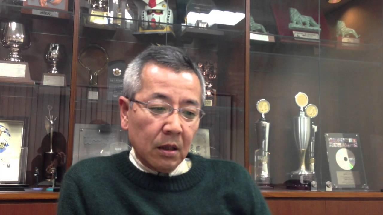 Mr.Kenji UCHIDA 内田健二氏より...