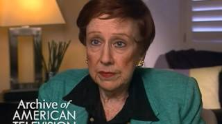 "Jean Stapleton discusses ""Damn Yankees"" and ""Bells Are Ringing"" - EMMYTVLEGENDS.ORG"