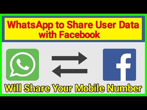 WhatsApp New Updates of Privacy Policy | Will Share Mobile Numbers with Facebook