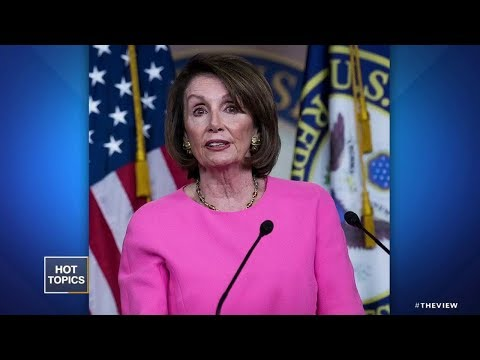 Facebook Won't Remove Doctored Pelosi Video | The View