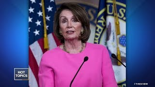 Facebook Won't Remove Doctored Pelosi Video   The View