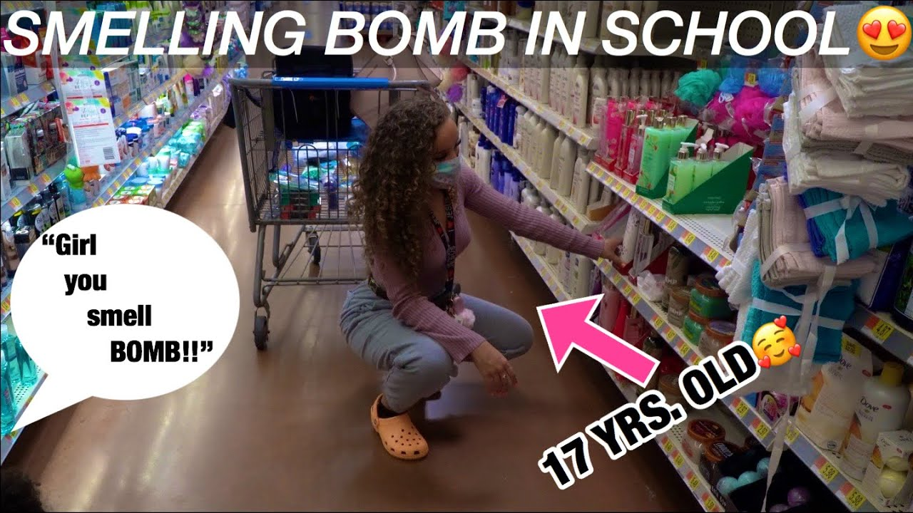 TEEN GOES BACK TO SCHOOL HYGIENE SHOPPING!! (HYGIENE KIT)