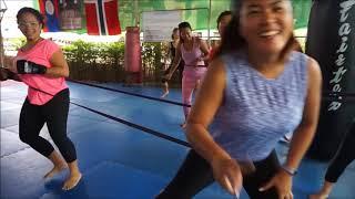 BoxFit, Fitness Through Martial Arts