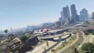 Grand Theft Auto V - Nuevo Gameplay Filtrado 100% Real - 13/9/2013