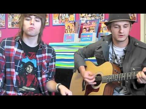 THE READY SET Performs Acoustic LOVE LIKE WOE Live!