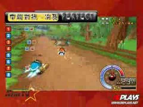 KartRider - China vs. Korea Team Race - Perfect!