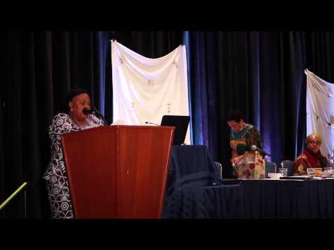2013 African Studies Association Women's Caucus Lecture- Ngwarsungu Chiwengo
