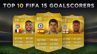 TOP 10 Marcatori FIFA 15 Ultimate Team