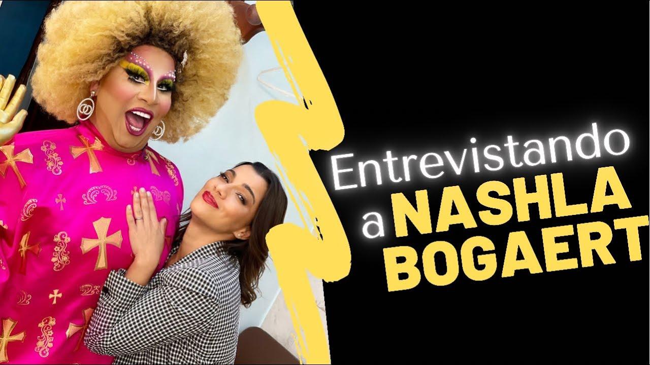 ENTREVISTANDO A NASHLA BOGAERT