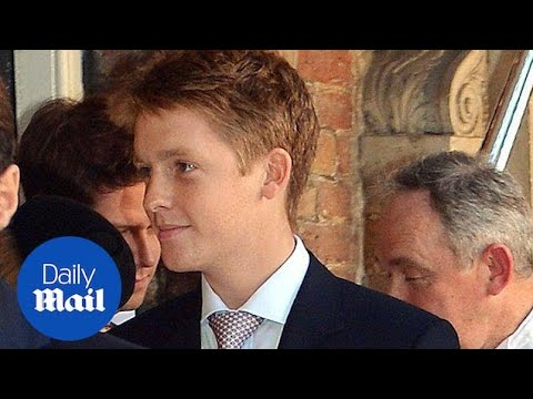 Hugh Grosvenor: Who is the new Duke of Westminster?  Daily Mail