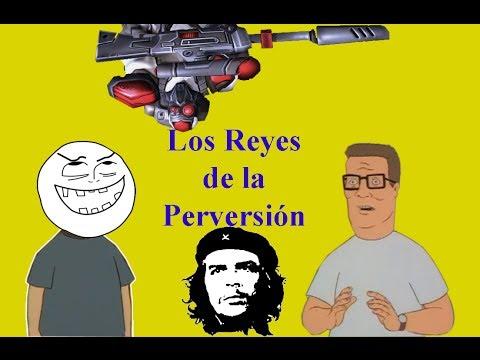 YTPH: Los Reyes de la Perversión