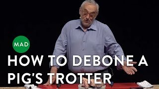 How to Debone a Pig's Trotter   Pierre Koffmann