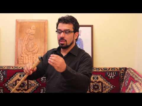 Ney Dersleri - 1 (Neyin Tanıtımı, Bölümleri, Perdeleri)