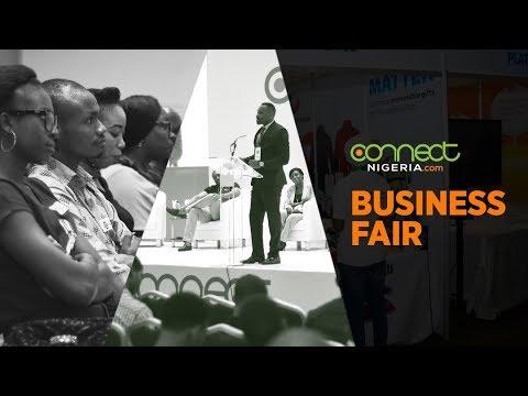 THE CONNECT NIGERIA BUSINESS FAIR!!!