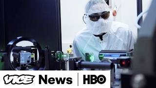 NASA's Arctic Lasers  VICE News Tonight on HBO (Full Segment)