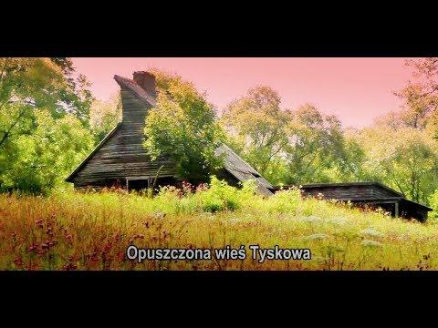 Opuszczona wieś w Polsce - TYSKOWA, Bieszczady (blisko Ukrainy)