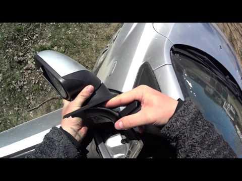 Замена бокового зеркала Форд Фокус 2 полная версия