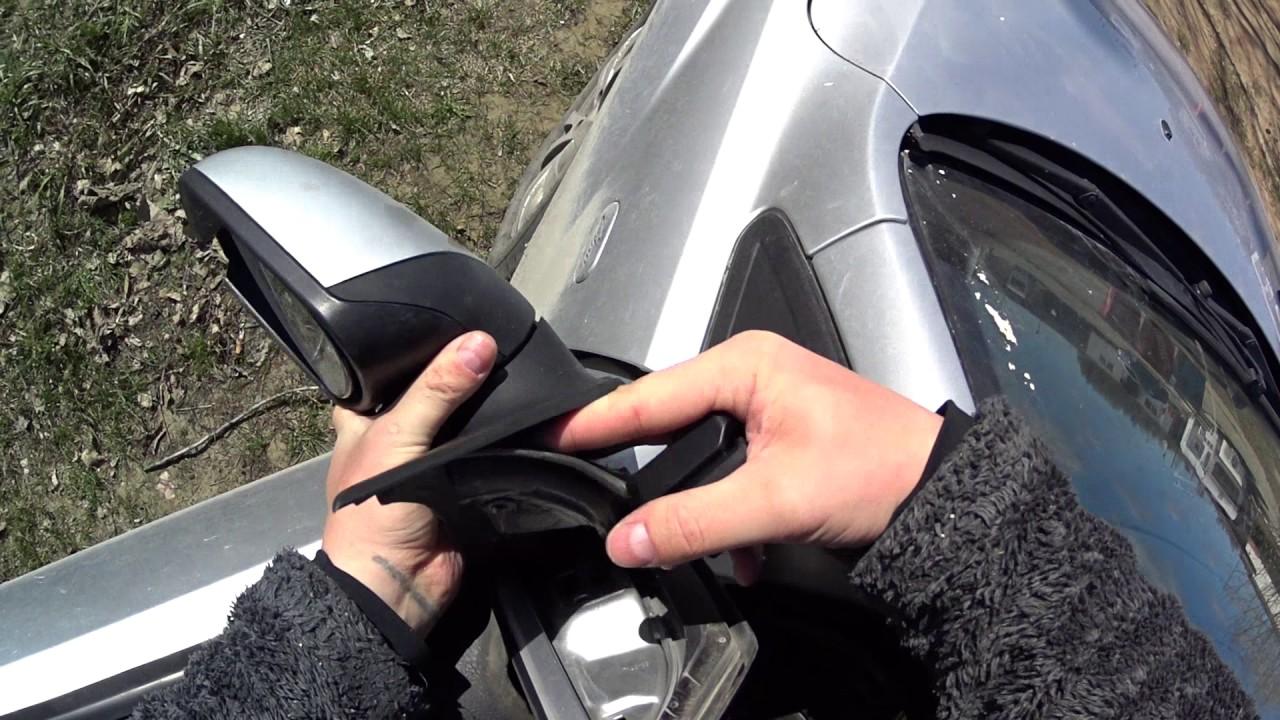 Снять зеркало форд фокус 3 Авторазбор ЛИДЕР - YouTube