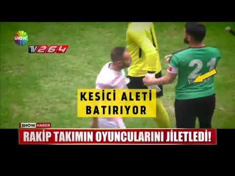 Amedspor Sakaryaspor   Olaylı Maç Show TV De