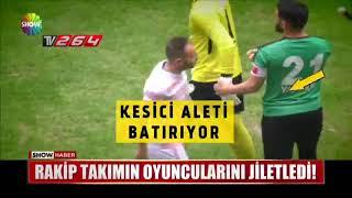Amedspor sakaryaspor | olaylı maç show TV de