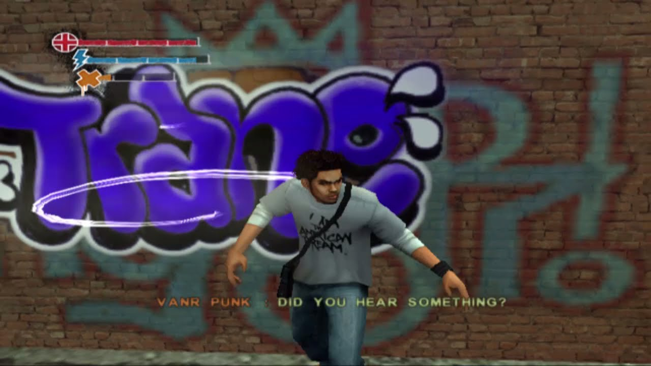 Marc ecko getting up content under pressure gameplay ps2 coolest graffiti ever