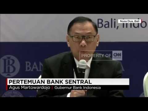 Pertemuan Bank Sentral se-Asia Pasifik di Bali
