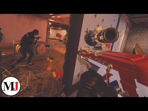 The OG Squad Is Back: Full Game Friday - Rainbow Six Siege