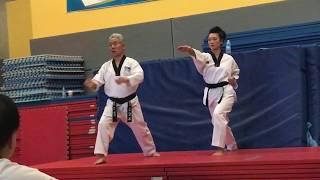 Koryo from the Kukkiwon International Master Course & Examiner
