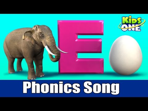 Phonics Songs  Learn A to Z  ABC Songs for Children  KidsOne