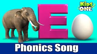 Phonics Songs | Learn A to Z | ABC Songs for Children - KidsOne