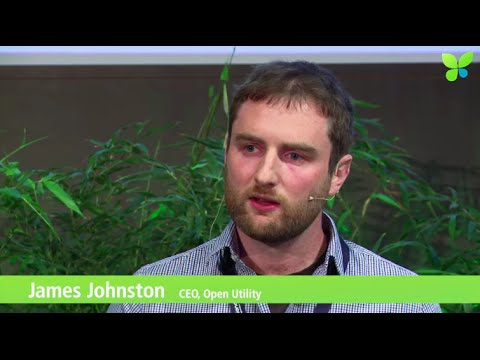 ECO14 London: James Johnston Open Utility