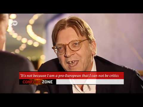"Guy Verhofstadt on Syria: ""We need a European army"" 