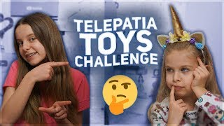 TELEPATIA CHALLENGE - Telepathy Toys