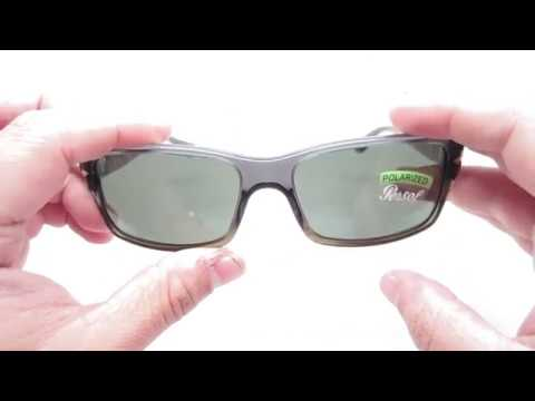 29aad37199ee Persol PO 2803S 1012/58 Sunglasses Unboxing & Review - YouTube
